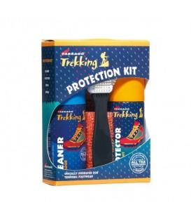 Kit de protección Tarrago para limpiar e impermeabilizar el calzado de montaña. El mejor precio de internet en Chema Sport