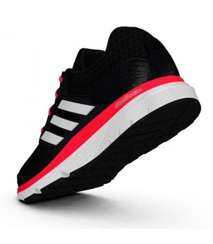 zapatillas adidas mujer negro y rosa