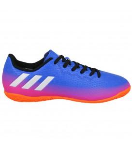 Botas de fútbol sala Adidas Messi 16.4 para niños. La última apuesta de Adidas al mejor precio. Descubre más zapatillas de fútbol sala en chemasport.es