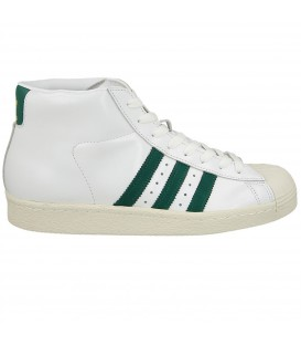 ZAPATILLAS ADIDAS PRO MODEL 80S BB2248 VERDE BLANCO