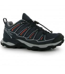 Comprar zapatillas de trekking para mujer Salomon X Ultra 2 GTX a buen precio. Otro calzado de trekking en chemasport.es