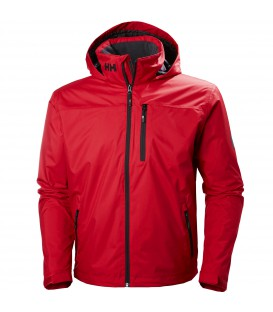 CAZADORA HELLY HANSEN CREW HOODED MIDLAYER JACKET