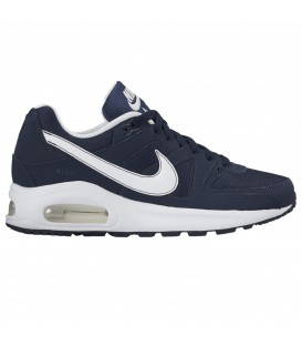 ZAPATILLAS NIKE AIR MAX COMMAND FLEX (GS) AZUL MODA NINO 844346