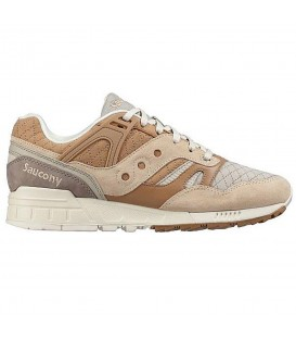 ZAPATILLAS SAUCONY ORIGINALS-GRID SD QUILTED HERITA S70308-2 BEIGE