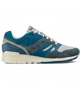ZAPATILLAS SAUCONY ORIGINALS-GRID SD QUILTED HERITA S70308-3 AZUL