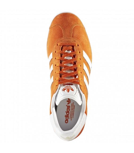 adidas gazelle mujer naranja