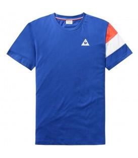 Camiseta de algodón de la línea tricolore de Le Coq Sportif 1710506 para hombre al mejor precio. Otros modelos de LCS en Chema Sport.