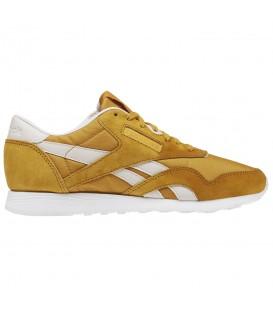 Comprar deportivas de Reebok x Face Stockholm BD2684 para mujer de color marrón bien de precio. Otros modelos de Reebok Classic en Chema Sneakers.