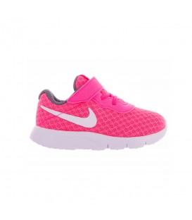 Compra las Zapatillas Nike Tanjun TDV 818386-610 para niño de color rosa y gris al mejor precio . Encuentra más modelos para niños y bebes en chemasport.es