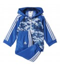 CHANDAL ADIDAS SPORTS HOODED