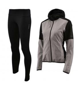 Chándal Reebok Ts Legging AY2064 para mujer en color negro y gris en chemasport.es al mejor precio. Encuentra todo lo que buscas para fitness en chemasport.es