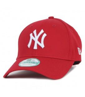 Comprar gorra de los New York Yankees de color rojo New Wea 9 forty ajustable. Otros modelos en Chema Sport