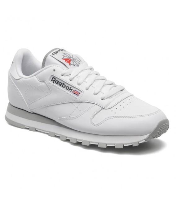 zapatillas reebok classic leather blanco