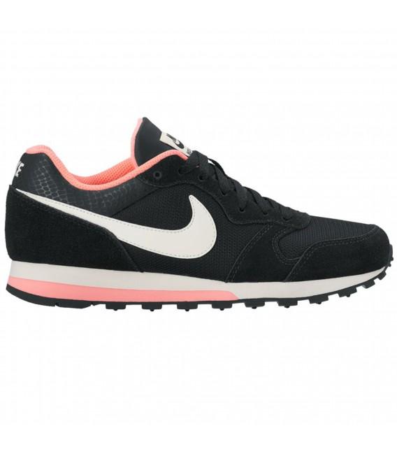 2c0f43e4d91 zapatillas nike md runner 2 gris negro nuevas originales. Cargando zoom.