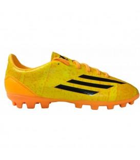 Botas Adidas F10 AG M25014 para hombre en color amarillo al mejor precio en chemasport.es, no dejes pasar esta oportunidad. Más modelos en chemasport.es