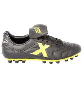 Botas de fútbol Munich Mundial U25 220309 para hombre en color negro al mejor precio en chemasport.es