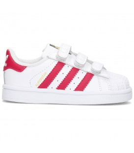 ZAPATILLAS adidas SUPERSTAR FOUNDATION BABY VELCRO