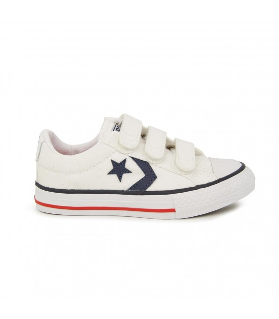 converse star player 3v leather