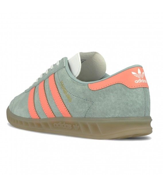 adidas hamburg marron