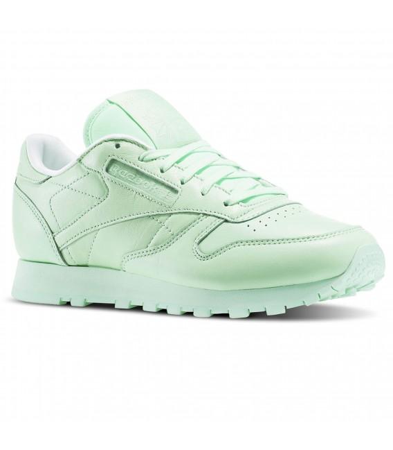 ee7839681 zapatillas reebok classic mujer verde