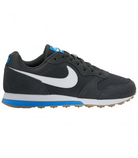 NIKE MD RUNNER 2 GS 807316 007 GRIS MUJER
