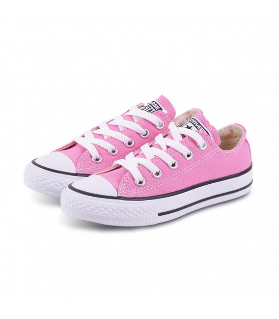 zapatillas converse rosa