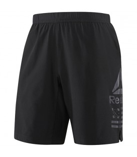 PANTALON SPEED SHORT NEGRO