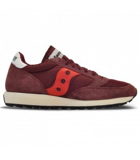 ZAPATILLAS SAUCONY ORIGINALS JAZZ O VINTAGE GRANATE UNISEX