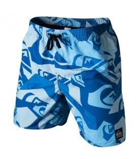 Bañador Quiksilver para hombre estampado. Descubre todos los trajes de baño de Quiksilver en nuestra web. Envíos nacionales gratuitos.