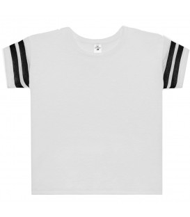 CAMISETA D. FRANKLIN LINES WHITE TEE