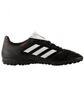 Botas de fútbol Adidas Copa 17.4 TF BB4439 para hombre en color negro. Más botas de fútbol en chemasport.es a los mejores precios.