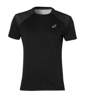¡Sal a correr con la camiseta de manga corta de running para hombre Asics FuzeX! Cómprala ahora en nuestra web y recíbela en 48 hora. Más productos en Outlet.