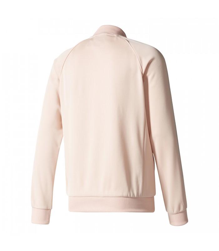 chaquetas adidas rosa hombre