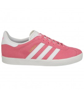 ZAPATILLAS ADIDAS GAZELLE JUNIOR BY9145 ROSA
