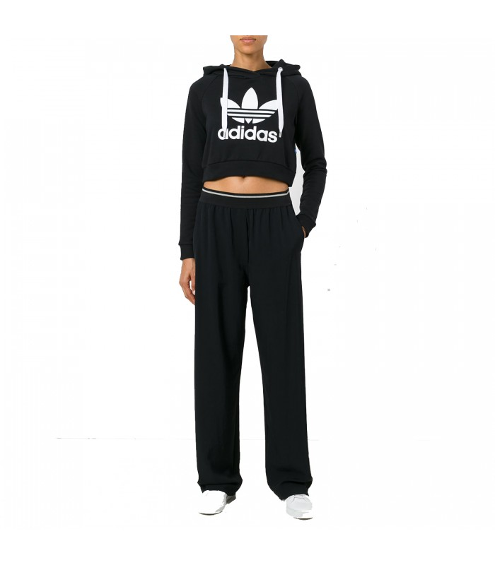 adidas trf crop hoodie sudadera