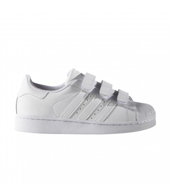 zapatillas adidas superstar blancas