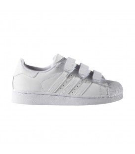 ZAPATILLAS ADIDAS SUPERSTAR FOUNDATION VELCRO
