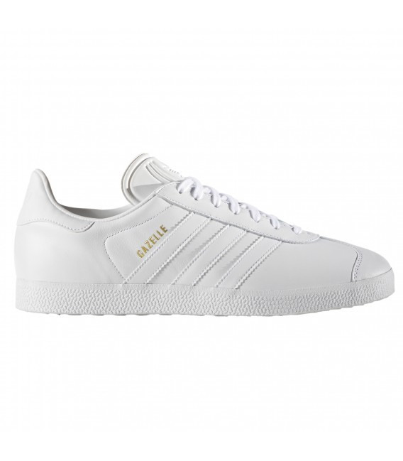 adidas gazelle blanca