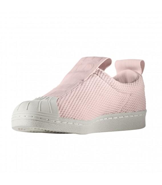 zapatillas adidas superstar mujer rosadas