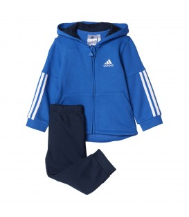 CHÁNDAL ADIDAS SPORTS FULL ZIP HOODED JOGGER