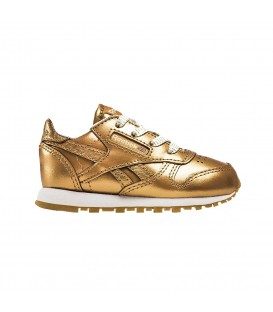 ZAPATILLAS REEBOK CLASSIC LEATHER METALLIC BABY