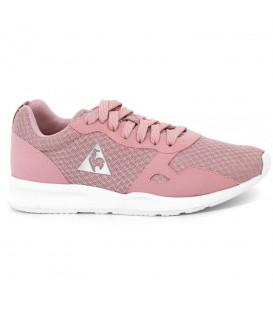 Zapatillas Le Coq Sportif Dynacomf W Femenine de color rosa para mujer al mejor precio en chemasport.es