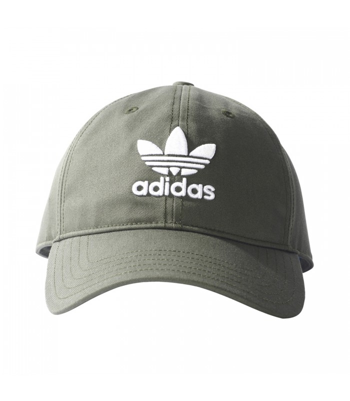gorra adidas trefoil