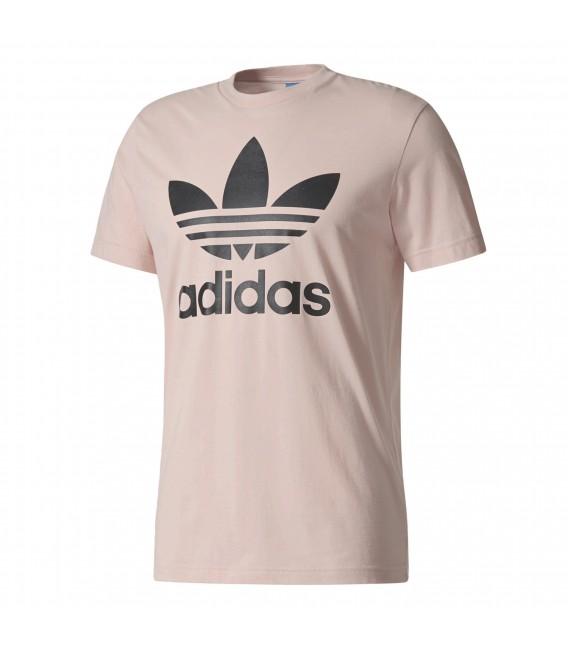adidas originals camiseta rosa