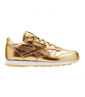 ZAPATILLAS REEBOK CLASSIC LEATHER METALLIC JUNIOR