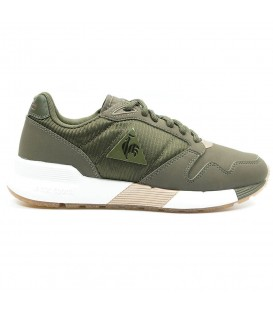 ZAPATILLAS LE COQ SPORTIF OMEGA X W STRIPED SOCK METALLIC