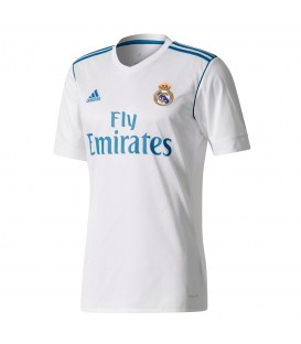 CAMISETA ADIDAS REAL MADRID 2017/2018 HOME