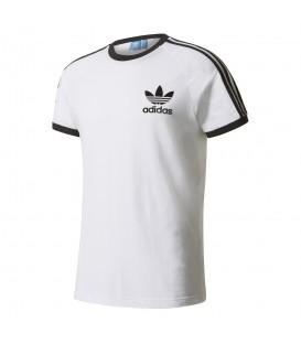 Camiseta para hombre Adidas CLFN AZ8128 en color blanco. Camisetas Adidas para hombre en chemasport.es, entra y descubre más modelos.
