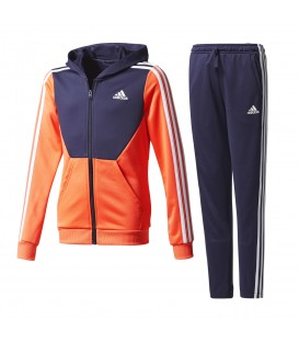CHÁNDAL adidas HOODED TRACKSUIT