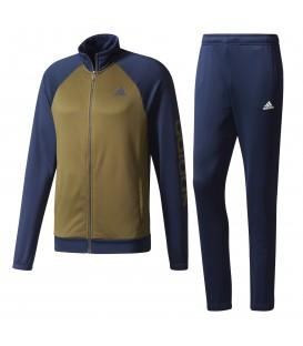 Chándal Adidas Market BQ3843 de color verde y azul. Otros chándales de Adidas para hombre en Chema Sport